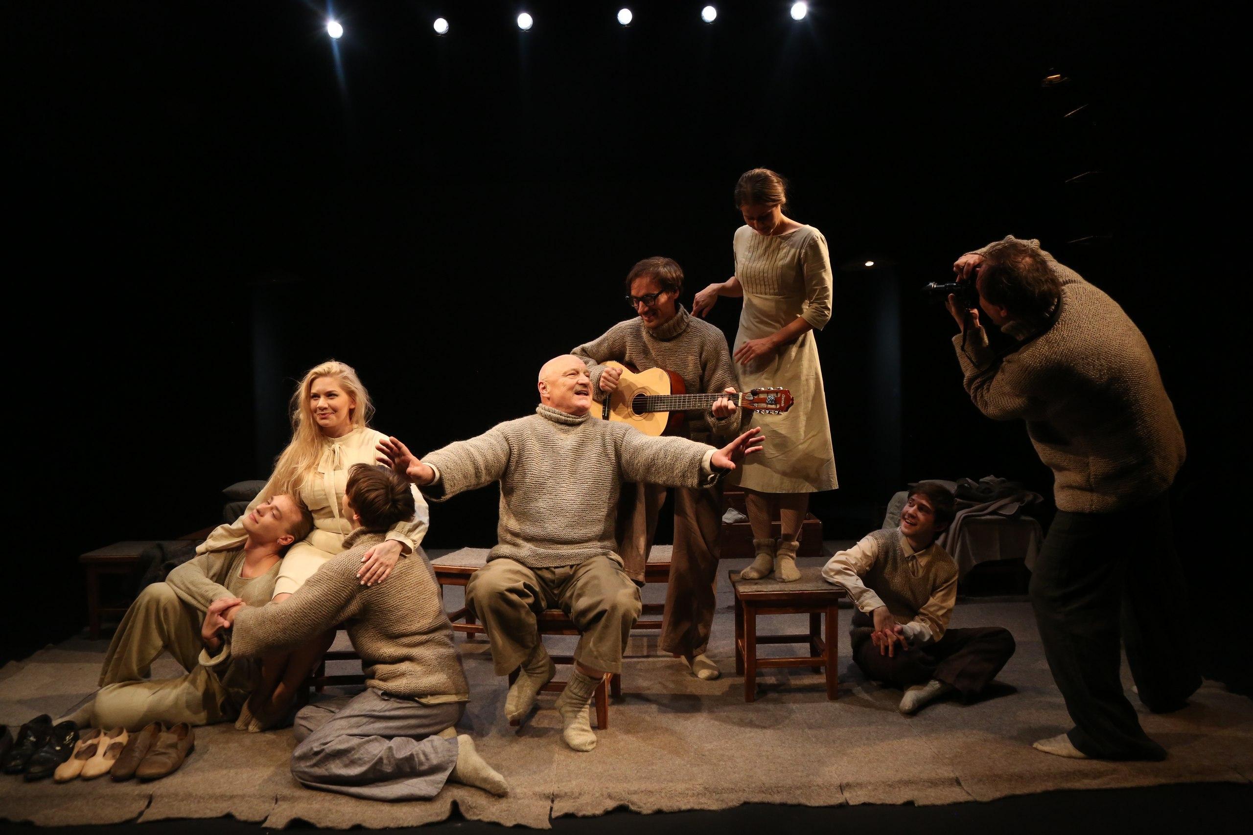 Спектакль «Старший сын» в «Театре на Таганке» фото 2