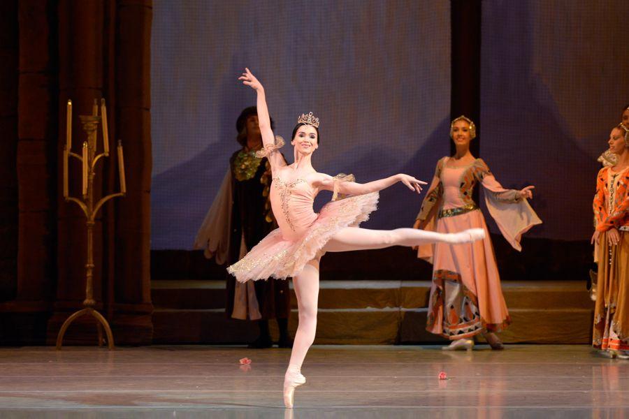 балет «Раймонда» в Мариинском театре