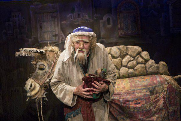 Спектакль «Али-Баба и сорок разбойников» в Театре кукол им. С. В. Образцова фото 6