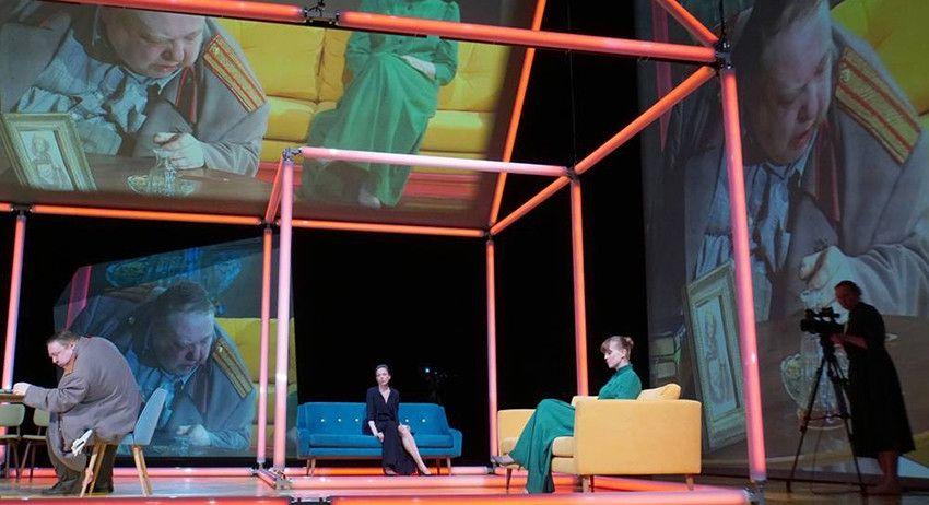 Спектакль «Три сестры» в МХТ имени А. П. Чехова фото 2