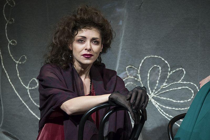 Спектакль «Фрида. Жизнь в цвете» в Театре имени Евг. Вахтангова фото 6