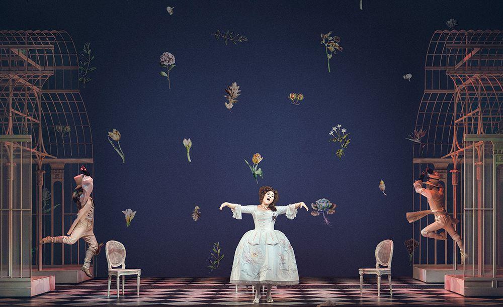 Опера «Севильский цирюльник» в Большом театре фото 4