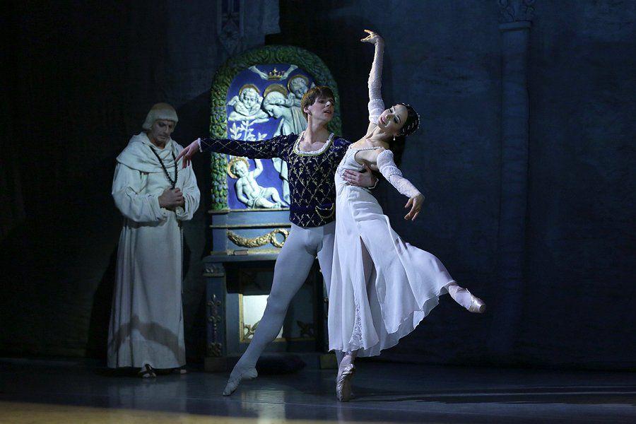 Балет сказка о каменном цветке фото доля