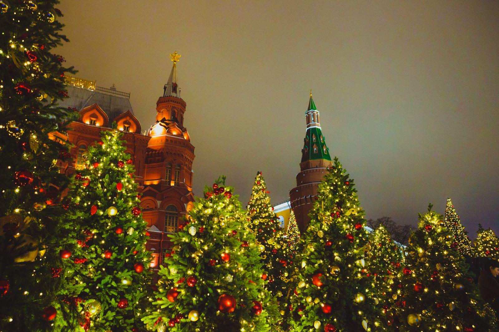 Фотографии рождества россия