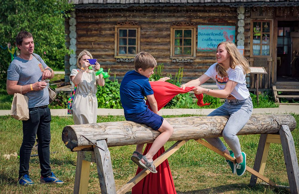 Большие трёхдневные выходные в этнографическом парке-музее «ЭТНОМИР» фото 8