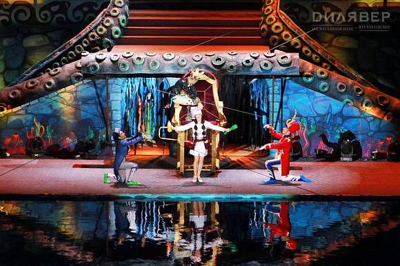 Шоу «Пираты и корабль-призрак» в «Олимпийском» фото 3