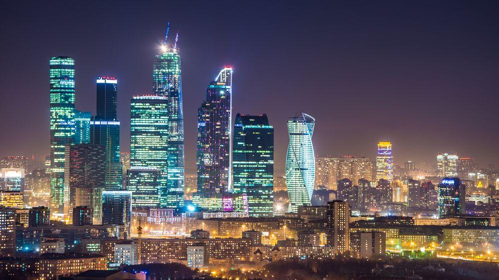 Автобусная экскурсия «Огни ночной Москвы» фото 1
