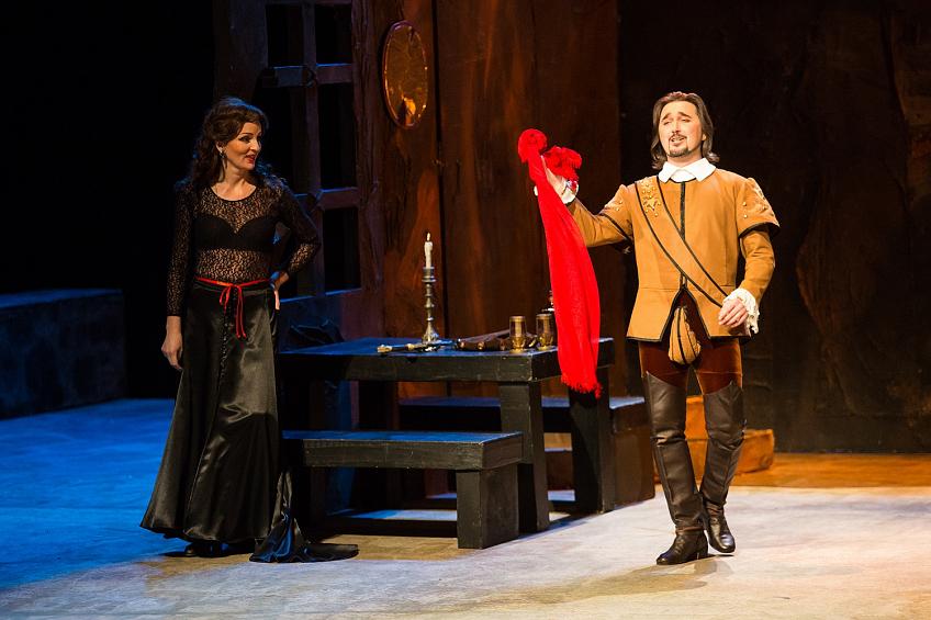 Спектакль «Риголетто» Дж. Верди в Театре «Новая опера» фото 4