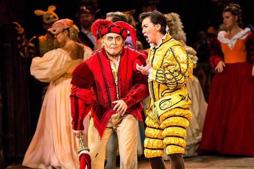 Спектакль «Риголетто» Дж. Верди в Театре «Новая опера» фото 2