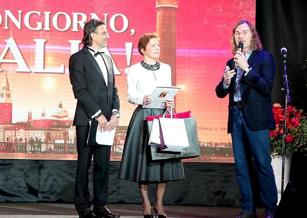 Международная выставка «Здравствуй, Италия!» фото 6