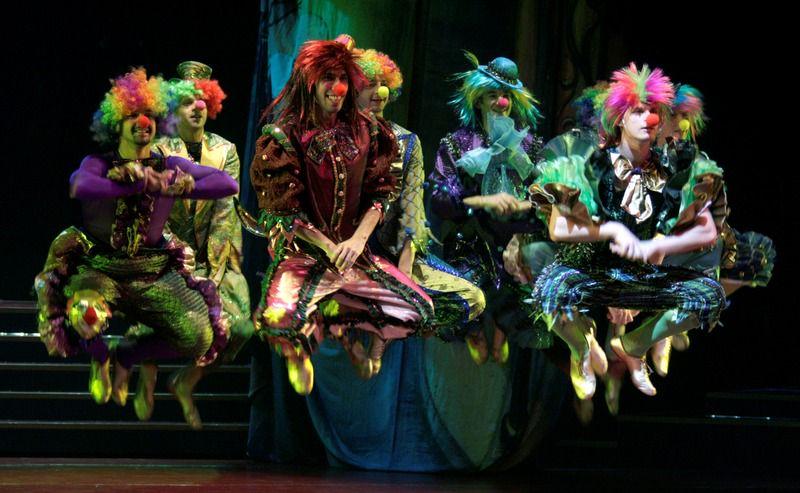 Спектакль «Мистер Икс» в Театре «Московская оперетта» фото 5