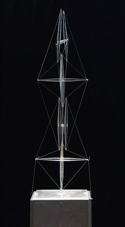 Выставка «Лаборатория будущего. Кинетическое искусство в России» фото 8