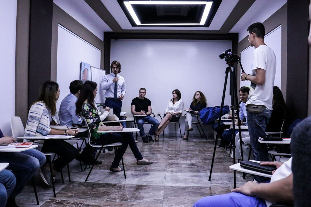 Бесплатный тренинг-практика «Пятый элемент ораторского мастерства» фото 7