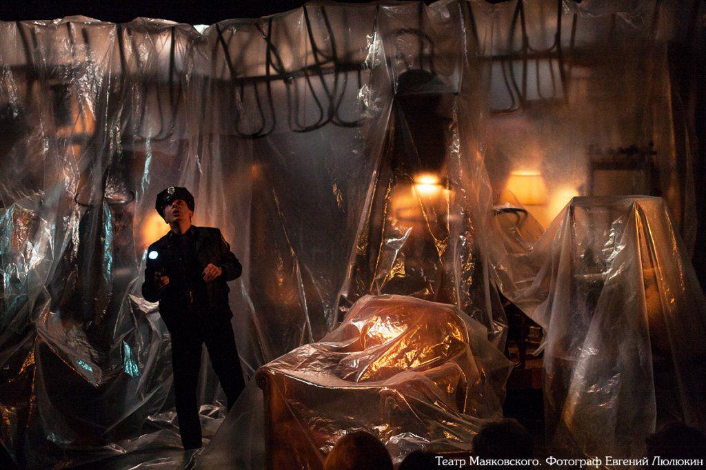 Спектакль «Цена» в Театре им. Вл. Маяковского фото 5