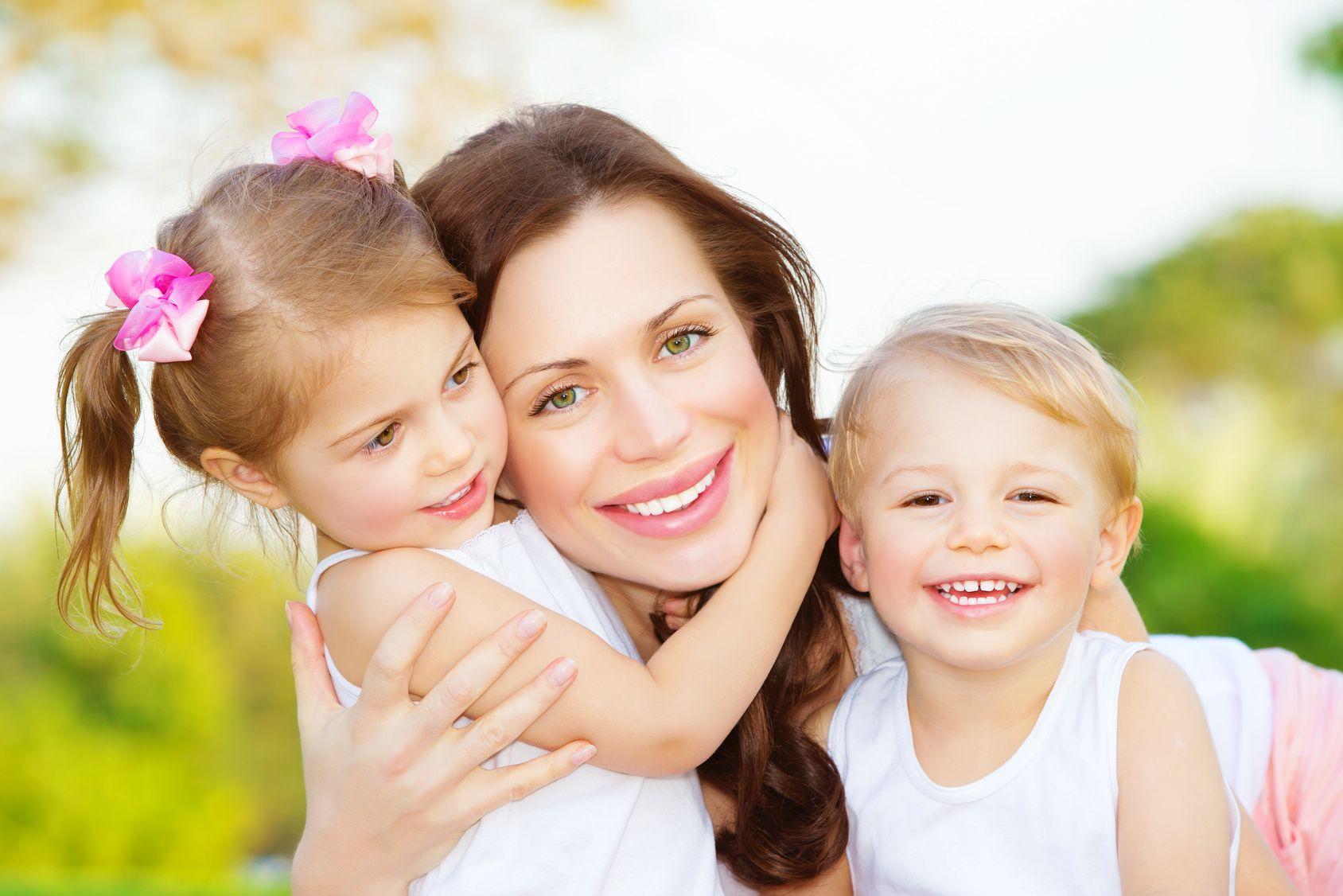 Картинки для детей о маме