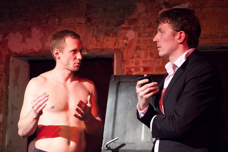 Спектакль «Простить измену» в Театре.doc фото 2