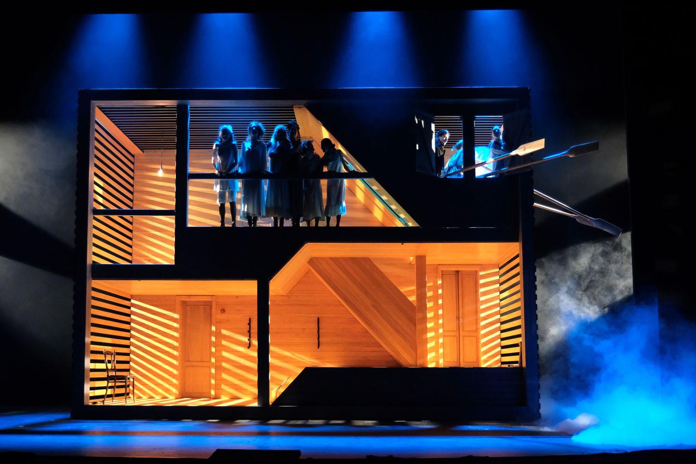 Спектакль «Блаженный остров» в Театре Et Cetera фото 7