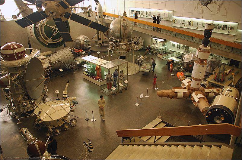Постоянная экспозиция Музея космонавтики фото 4