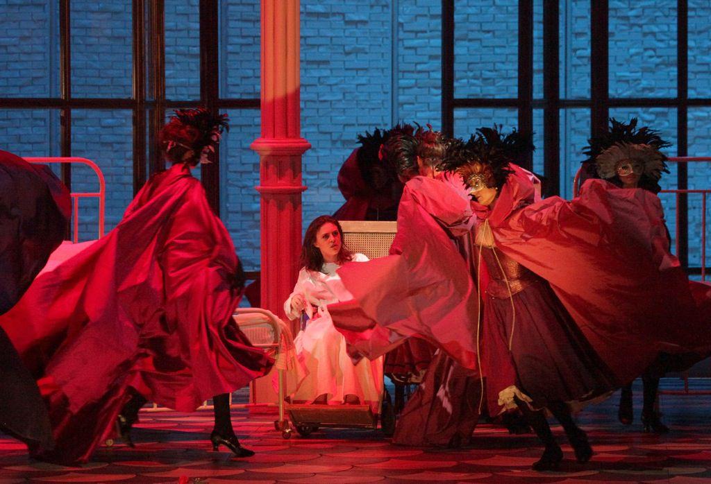 Опера «Травиата» в Большом театре фото 2