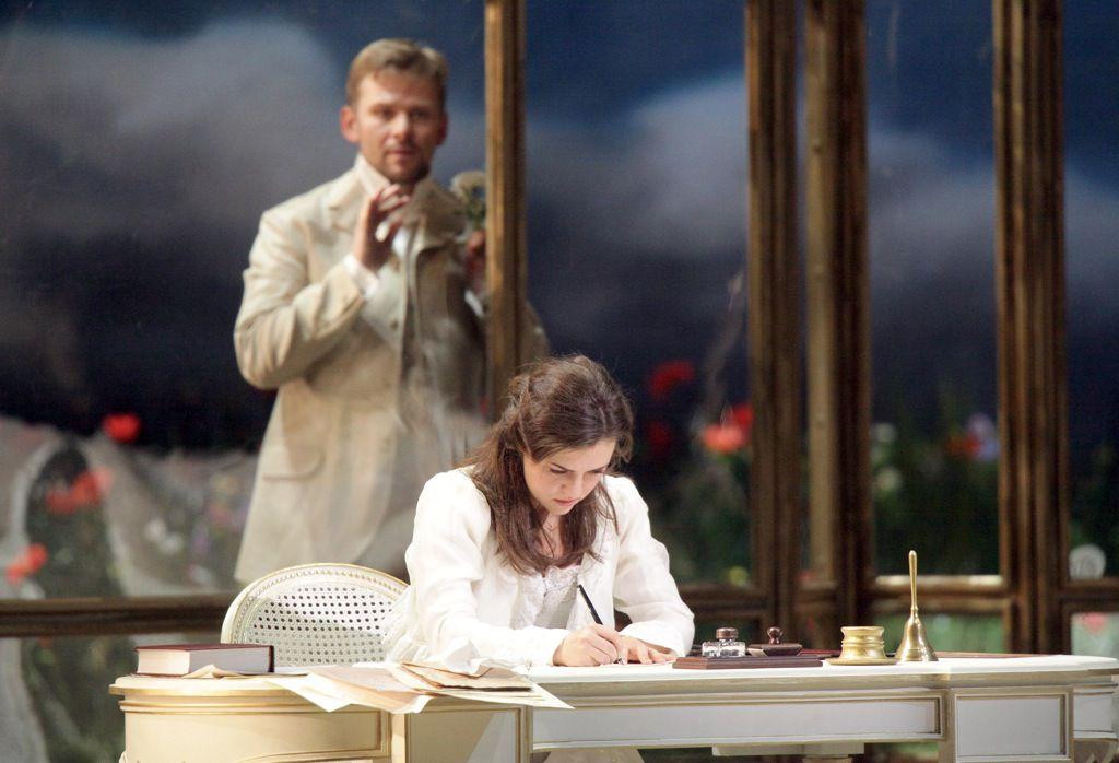 Опера «Травиата» в Большом театре фото 3