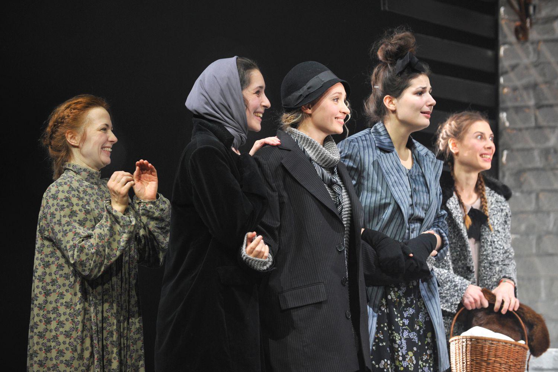 Спектакль «Блаженный остров» в Театре Et Cetera фото 4