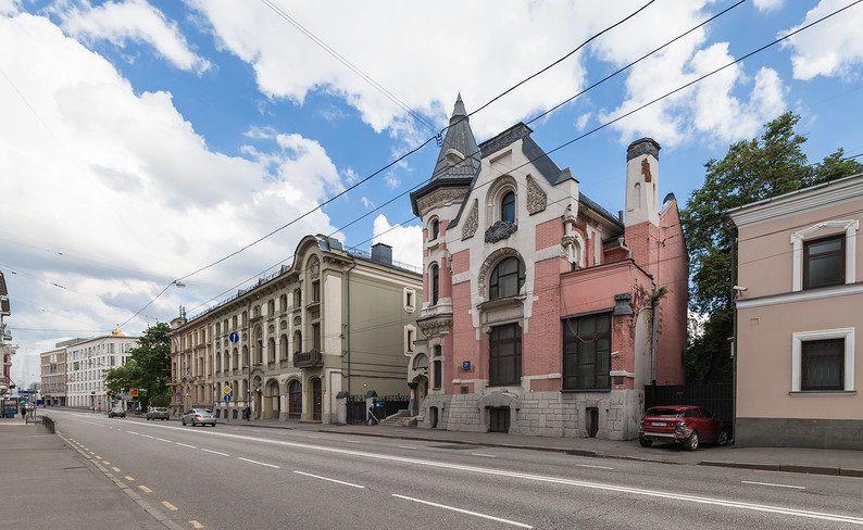 Автобусная экскурсия «Московские замки и их тайны» фото 6