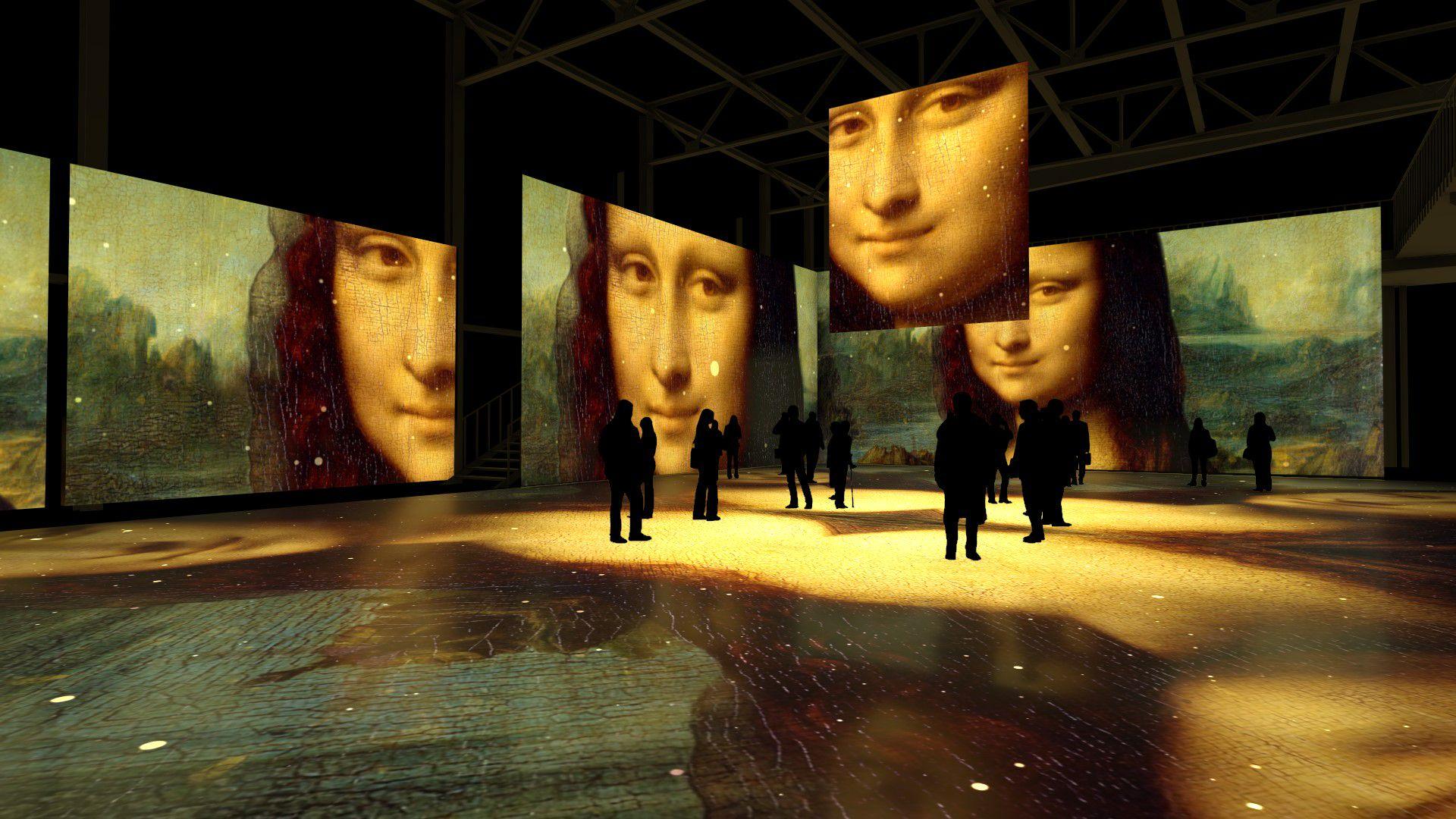 Мультимедийная выставка «Леонардо да Винчи. Тайна гения» фото 1
