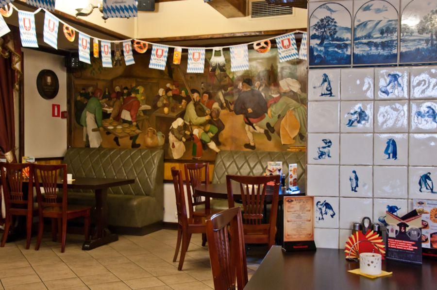 Cкидка 30% на всё меню и напитки в немецком ресторане «Старина Мюллер» фото 1