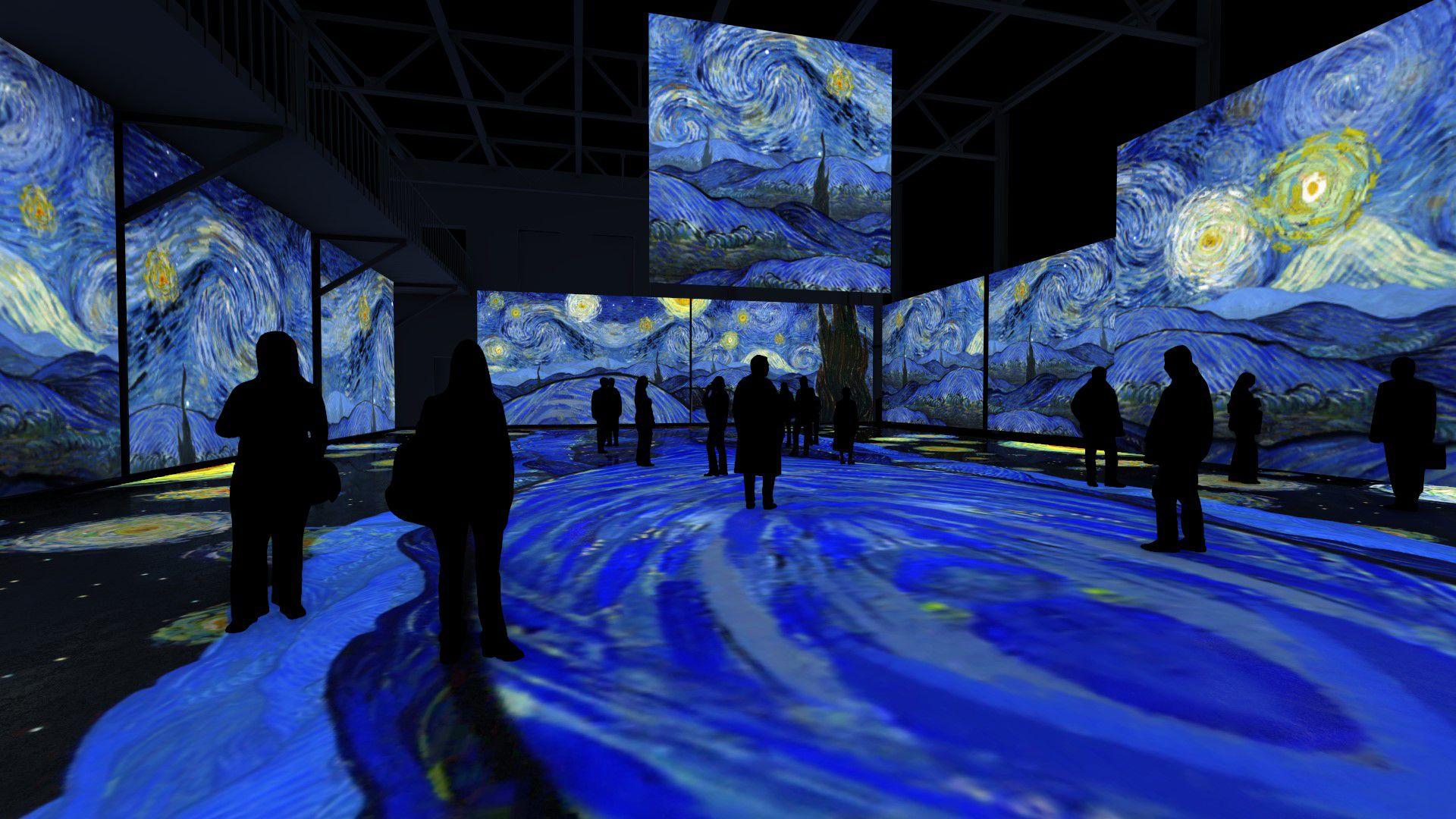 Мультимедийная выставка «Ван Гог. Письма к Тео» фото 6