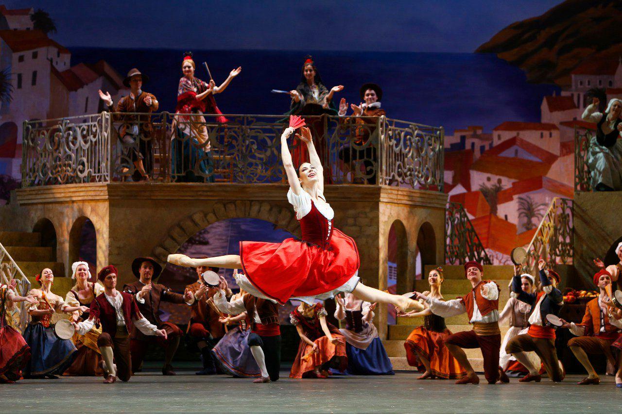 Балет «Дон Кихот» в Большом театре фото 2