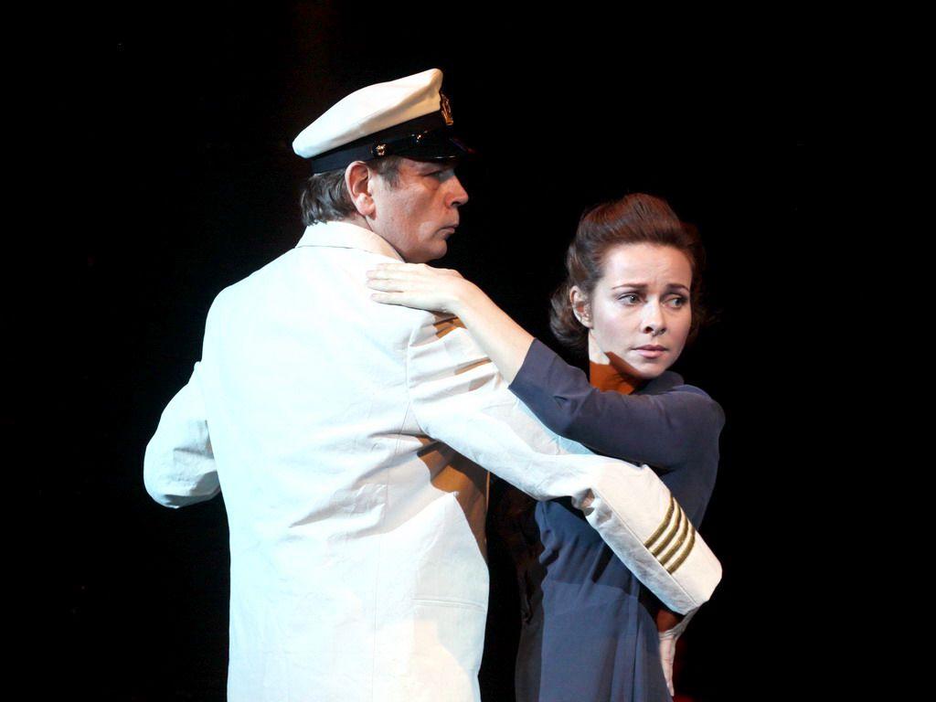 Спектакль «Морское путешествие 1933 года» в Театре им. Моссовета фото 1