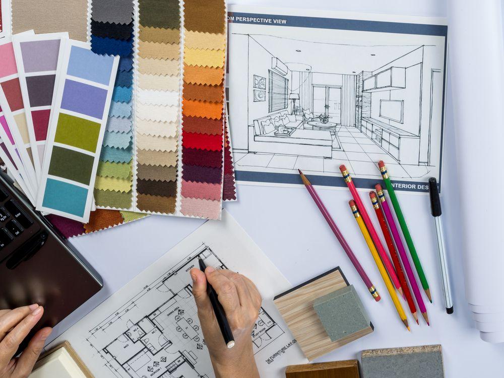 Онлайн-курс дизайна интерьера фото 1