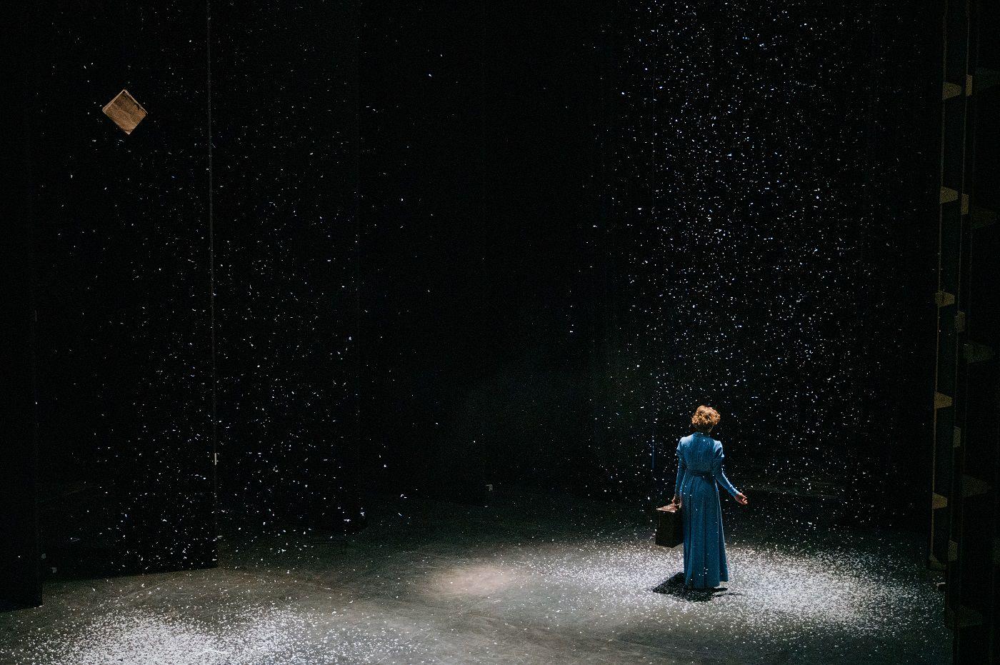 Спектакль «Доктор Живаго» в театре «Мастерская Петра Фоменко» фото 3
