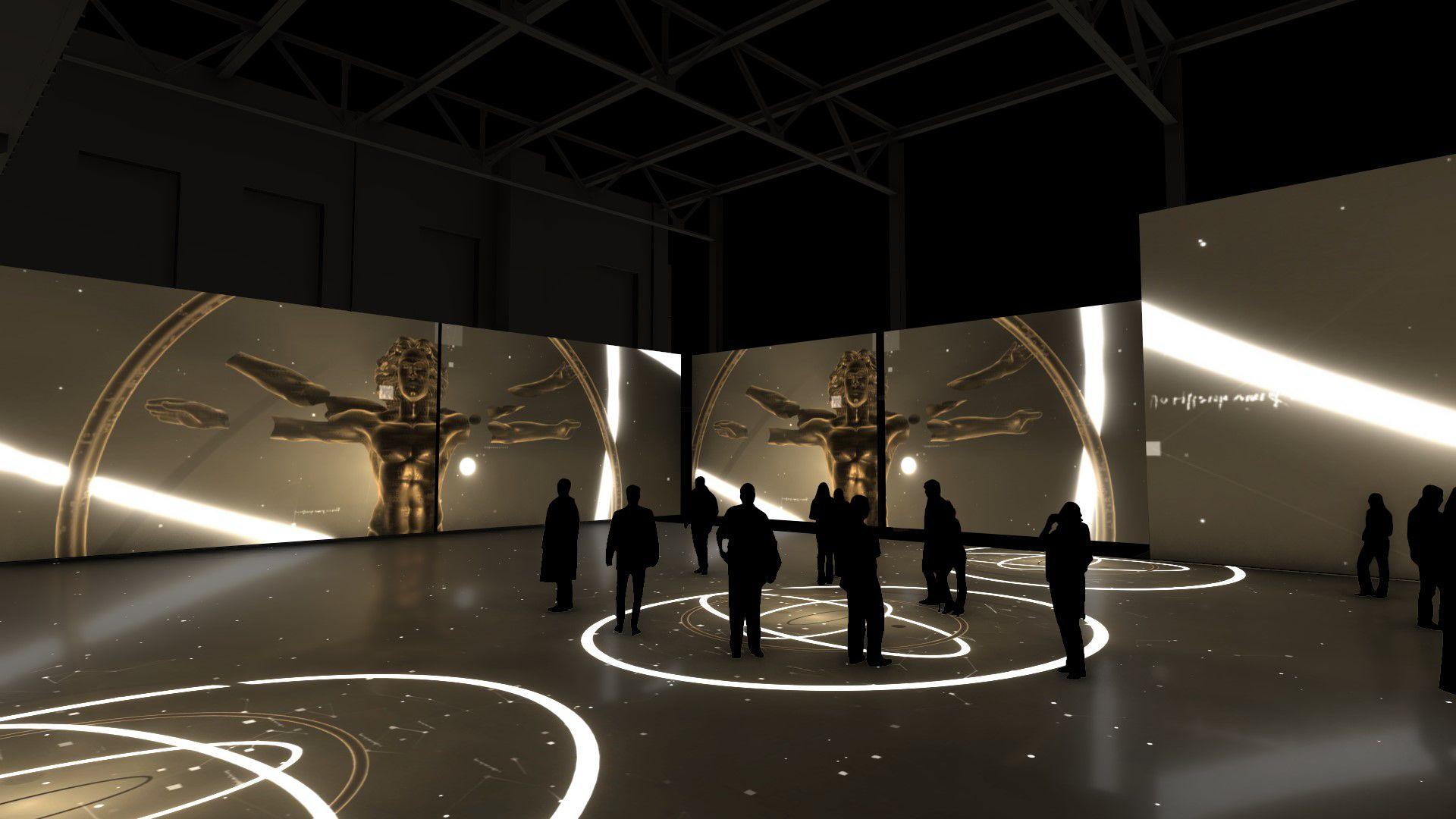 Мультимедийная выставка «Леонардо да Винчи. Тайна гения» фото 2