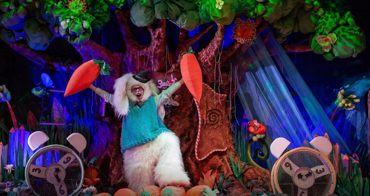 Билеты на шоу-сказку «Зайцы» со скидкой 30% фото 1