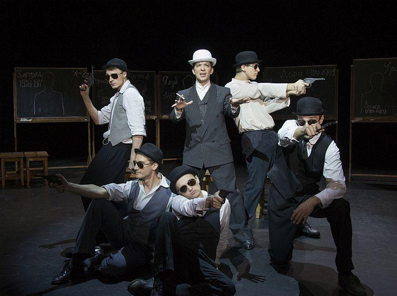 Спектакль «Наш класс» в Театре им. Вахтангова фото 6