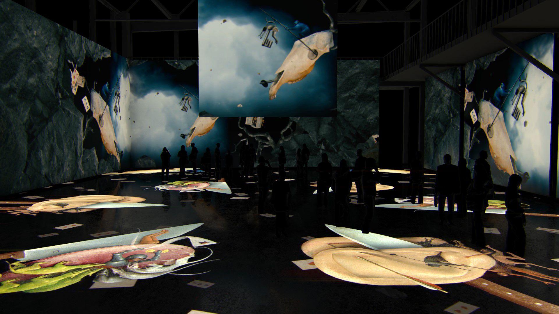 Выставка «Босх. Профессор кошмаров» фото 2