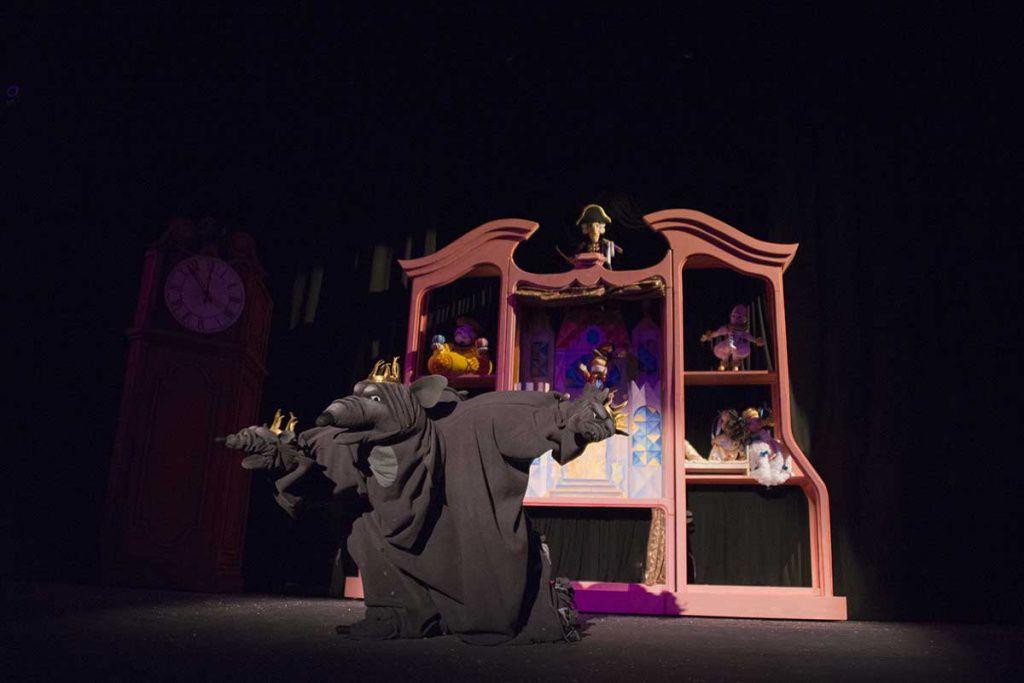 Спектакль «Волшебный орех. История Щелкунчика» в Московском театре кукол на Спартаковской фото 7