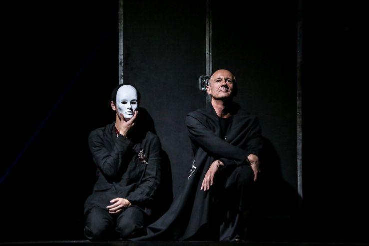 Спектакль «Макбет» в Театре имени М. Н. Ермоловой фото 7