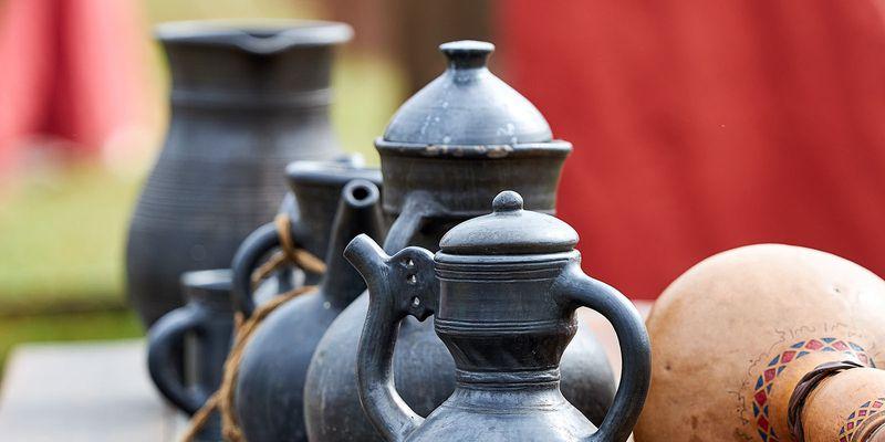 «Секреты древнего гончарного мастерства» в ландшафтном парке «Митино» фото 3