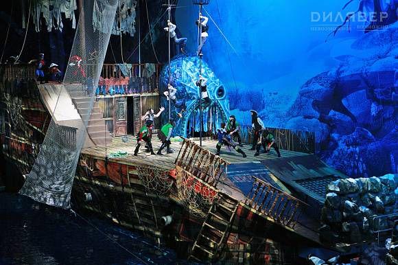 Шоу «Пираты и корабль-призрак» в «Олимпийском» фото 2