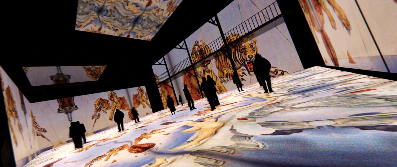 Мультимедийная выставка «Король сюрреализма» фото 1