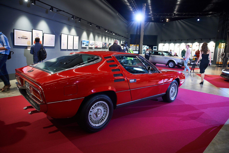 Выставка «Автомобили Нуччо Бертоне — 100 лет итальянского стиля» фото 2