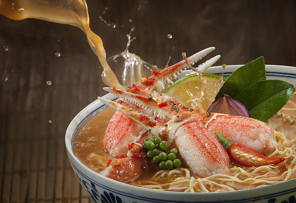 Фестиваль вьетнамской уличной еды фото 1