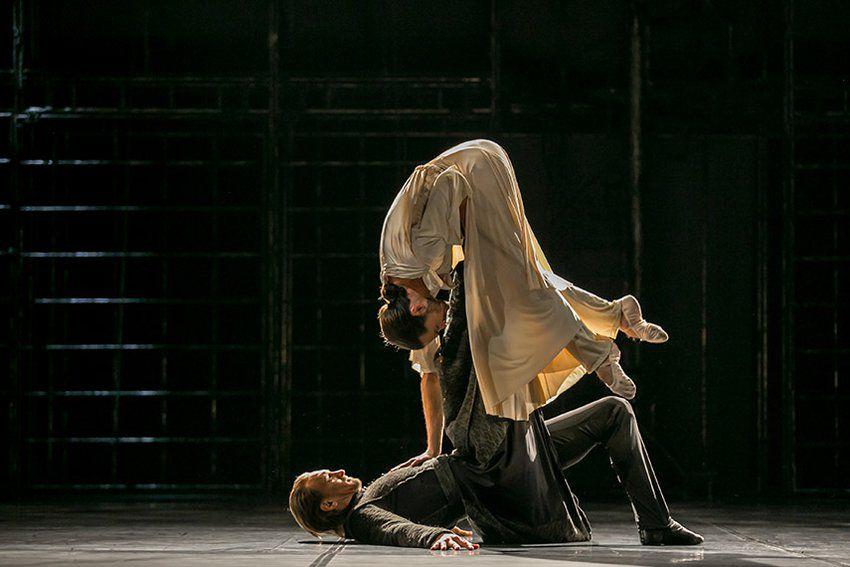 балет «По ту сторону греха»