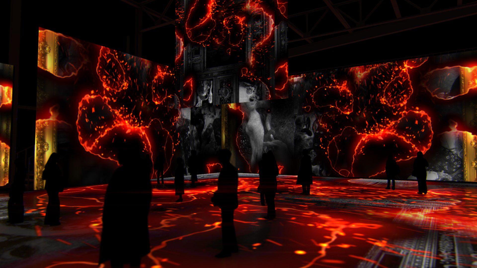 Мультимедийная выставка «Густав Климт. Золото модерна» фото 7