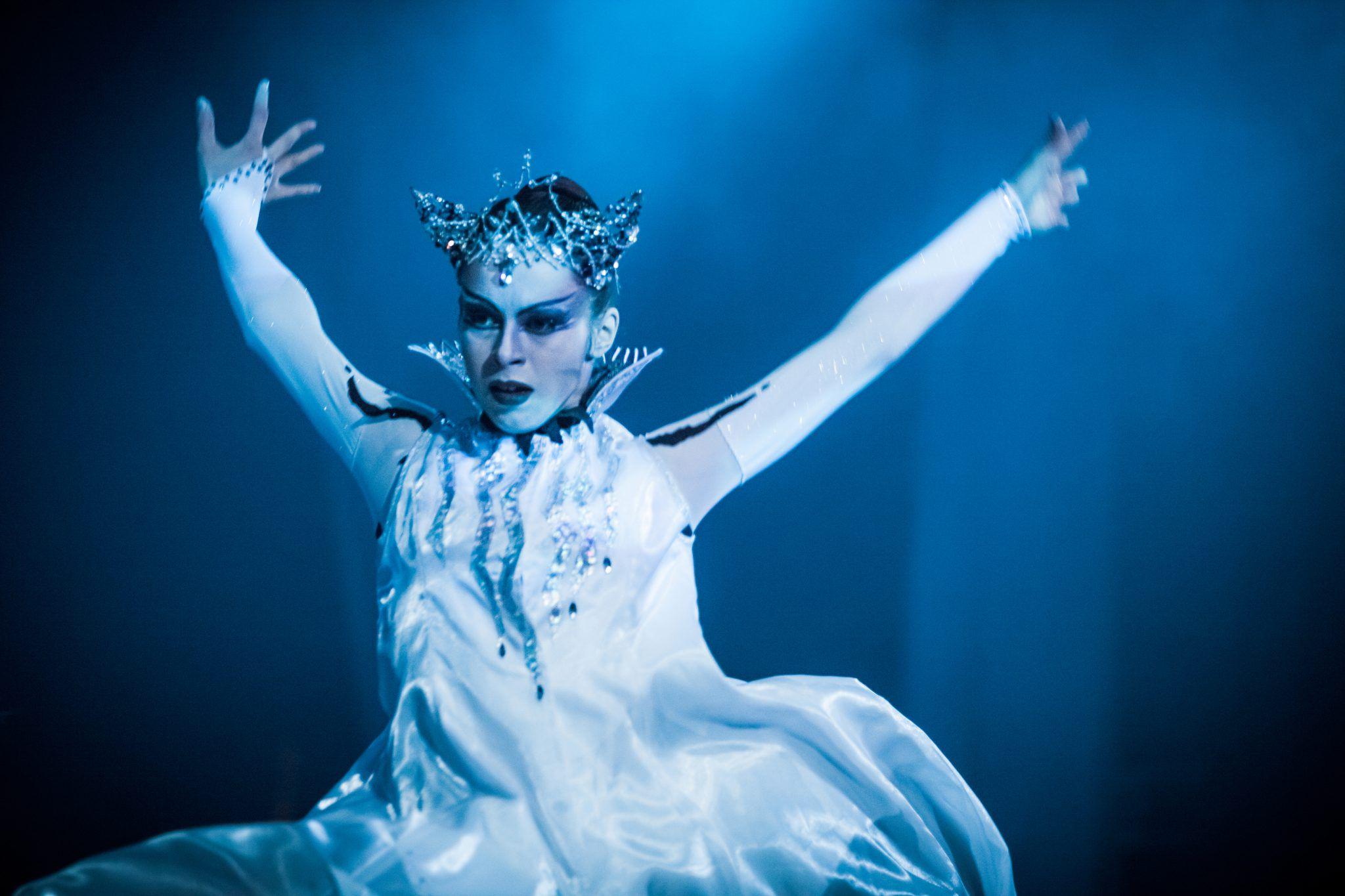 балет «Снежная королева» в постановке Театра балета «Щелкунчик» (Екатеринбург)