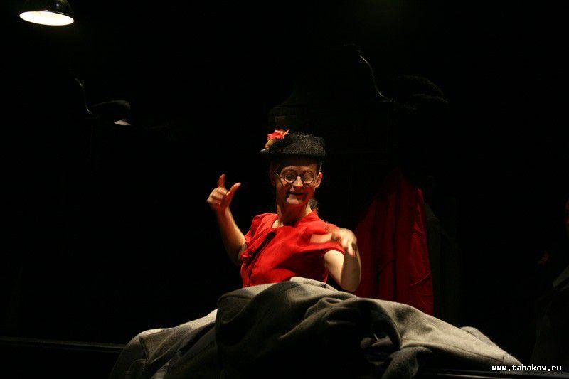 Спектакль «Рассказ о счастливой Москве» в Театре Олега Табакова фото 4