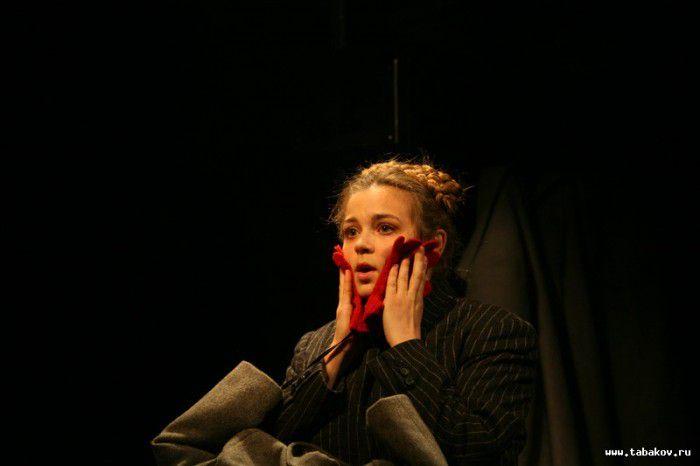 Спектакль «Рассказ о счастливой Москве» в Театре Олега Табакова фото 3