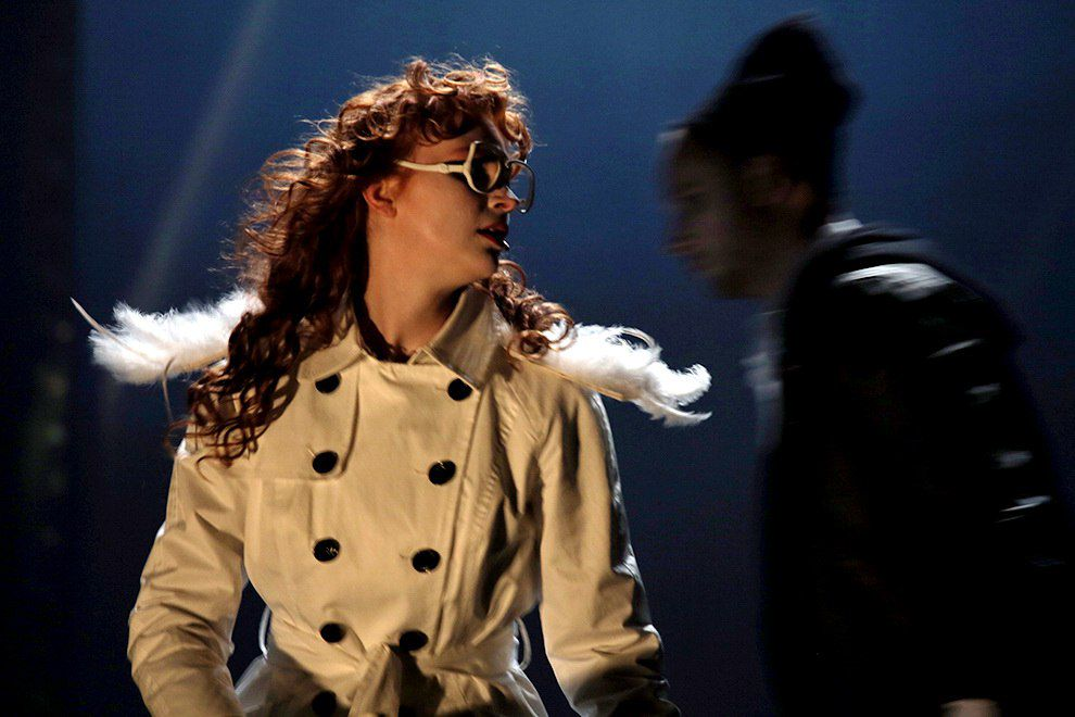 Спектакль «Пингвины» в Московском театре юного зрителя фото 2